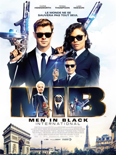 MIB: International